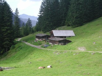 Die Rechtler | Gerstruber Alpe