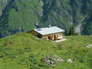 Untere Lugen Alpe | Die Rechtler - Alpwirtschaft