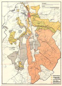 Die Geschichte | Teilungsplan 1951
