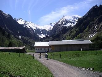 Die Rechtler | Alpe Ober-Au