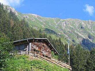 Die Rechtler | Traufberg Alpe