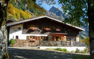 Berggasthof Gerstruben | Die Rechtler