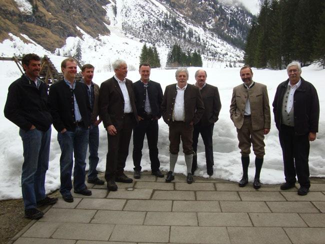 Generalversammlung 2013 | Die Rechtler