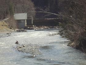 Wasserkraftwerk Trettach | Die Rechtler