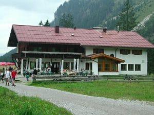 Berggasthof Oytalhaus | Die Rechtler